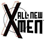 All-New X-Men Vol 1 Logo