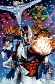 Alpha Flight I (Terra-616)