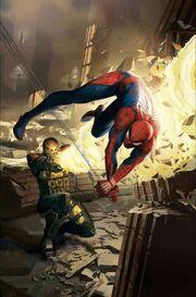Amazing Spider-Man Vol 5 5 Marvel's Spider-Man Video Game Variant Textless