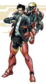 Anthony Stark (Earth-616) from Tony Stark Iron Man Vol 1 7 002