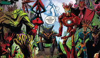 Avengers (Earth-TRN713) from Groot Vol 1 2 0001