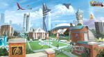 Avengers Compound from Marvel Avengers Academy 001