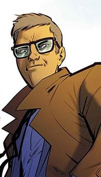 Ben Urich (Earth-616) from Spider-Woman Vol 6 2 001