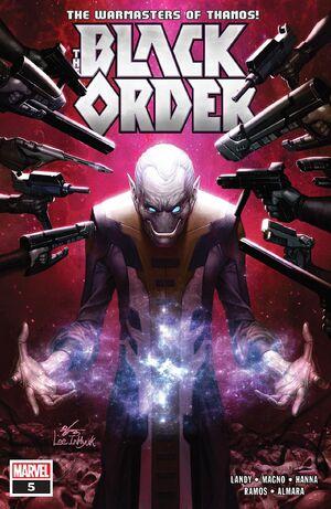 Black Order Vol 1 5