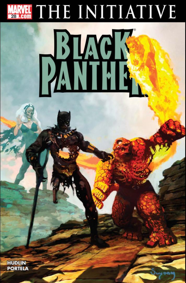 Black Panther Vol 4 28