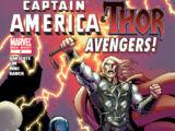 Captain America & Thor!: Avengers Vol 1 1