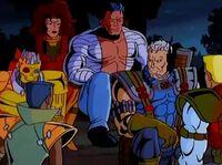 Clan Chosen (Earth-13393) from X-Men The Animated Series Season 4 8 001