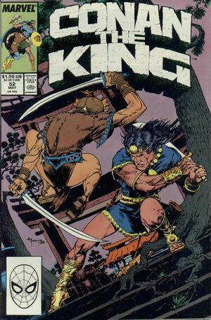 Conan the King Vol 1 52