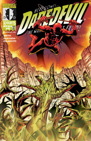 Daredevil Vol 2 6