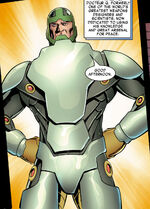 Docteur Q (Earth-616) from Fantastic Four Vol 1 541 0001
