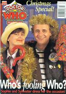 Doctor Who Magazine Vol 1 247