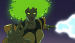 Emerald Emissary 001