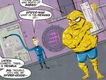 Fantastic Four (Earth-90984) from Amazing Spider-Man Family Vol 1 8 0001