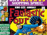 Fantastic Four Annual Vol 1 15
