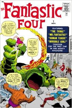 Fantastic Four Omnibus Vol 1 1 (Alternate)