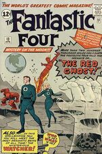 Fantastic Four Vol 1 13 Vintage