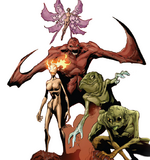 Five Lights (Demons) (Earth-616) from Uncanny X-Men Vol 2 13 0002