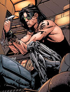 Forge (Earth-1610) from Ultimate X-Men Vol 1 27 001