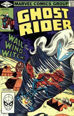 Ghost Rider Vol 2 66