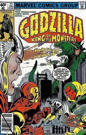 Godzilla Vol 1 23