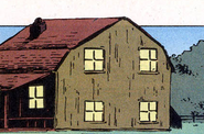 Guthrie Farmhouse from X-Force Vol 1 32 001