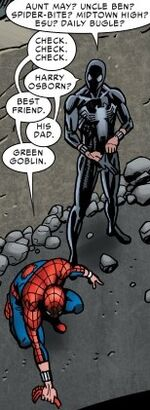 Harold Osborn (Earth-BW08) and Norman Osborn (Earth-BW08) (mentions) from Spider-Verse Vol 1 2 0001
