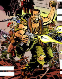 Howling Commandos (Earth-9997) Earth X Vol 1 ½