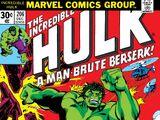 Incredible Hulk Vol 1 206