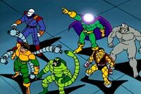 Insidious Six (Earth-92131) from Spider-Man The Animated Series Season 2 1 0001