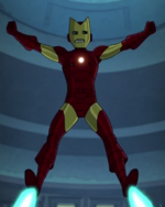 Iron Man Armor MK LI (Earth-12041) from Marvel's Avengers Assemble Season 2 7 0001