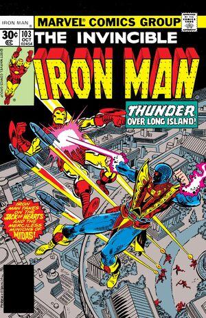 Iron Man Vol 1 103