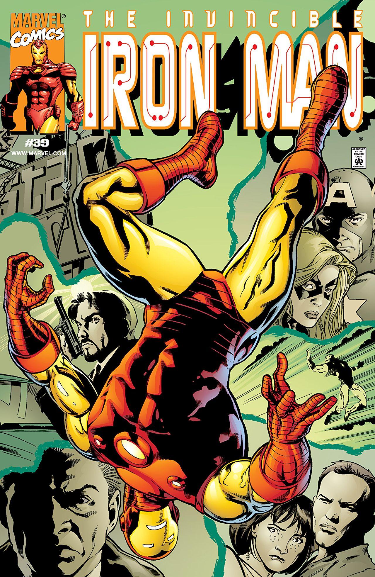 Iron Man Vol 3 39