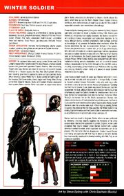 James Buchanan Barnes (Earth-616) from All-New Official Handbook of the Marvel Universe A to Z Vol 1 12 001