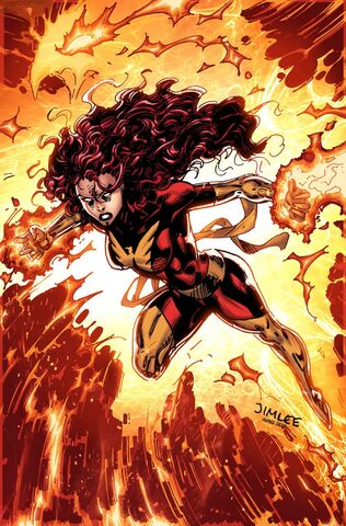 File:Jean Grey Vol 1 4 X-Men Trading Card Variant Textless.jpg