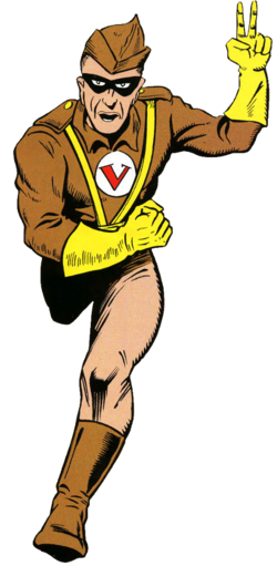 John Watkins (Earth-616) from Official Handbook of the Marvel Universe Golden Age 2004 Vol 1 1 0001