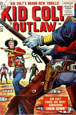 Kid Colt Outlaw Vol 1 53