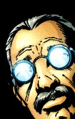 Lange (Earth-1610) from Ultimate Spider-Man Vol 1 14 001