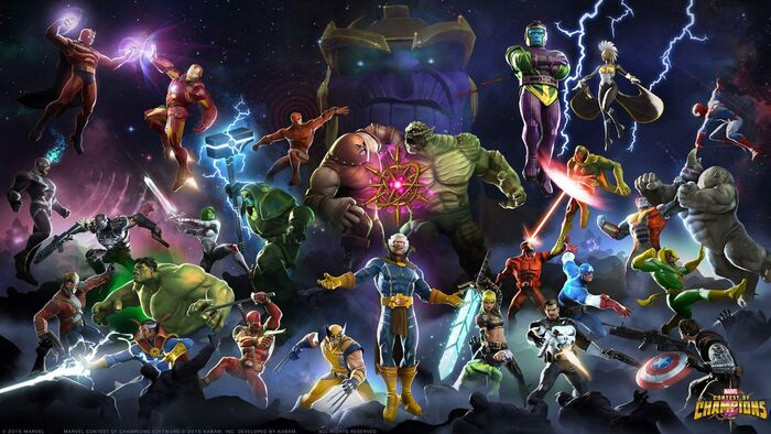 Marvel Contest of Champions 001
