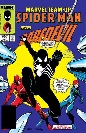 Marvel Team-Up Vol 1 141