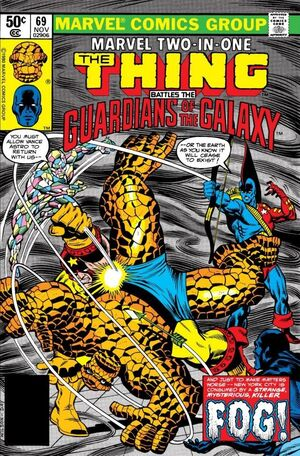 Marvel Two-In-One Vol 1 69