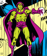 Mesmero (Vincent) (Earth-616) from Amazing Spider-Man Vol 1 207 0002