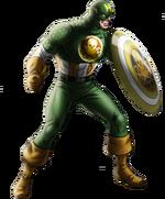 Militant (Earth-12131) from Marvel Avengers Alliance 0003