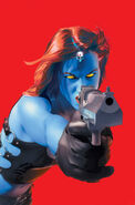 Mystique Vol 1 10 Textless