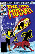 New Mutants Vol 1 1