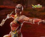 Okoye (Earth-TRN670) from Marvel Strike Force 001