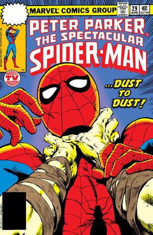 Peter Parker, The Spectacular Spider-Man Vol 1 29