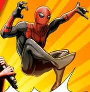Peter Parker (Earth-TRN506) from Spider-Man Unlimited (video game)