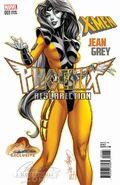 Phoenix Resurrection The Return of Jean Grey Vol 1 1 JSC Exclusive Variant E