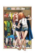 Phoenix Resurrection The Return of Jean Grey Vol 1 5 Shirahama Variant Textless
