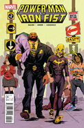 Power Man and Iron Fist Vol 3 2